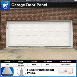 Sectional Garage Door Panel (Box)