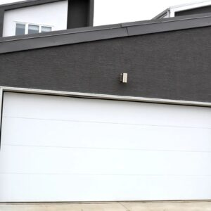 Sectional Garage Door Panel (Smooth) White